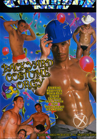 Backyard Costume Orgy 01 (disc)